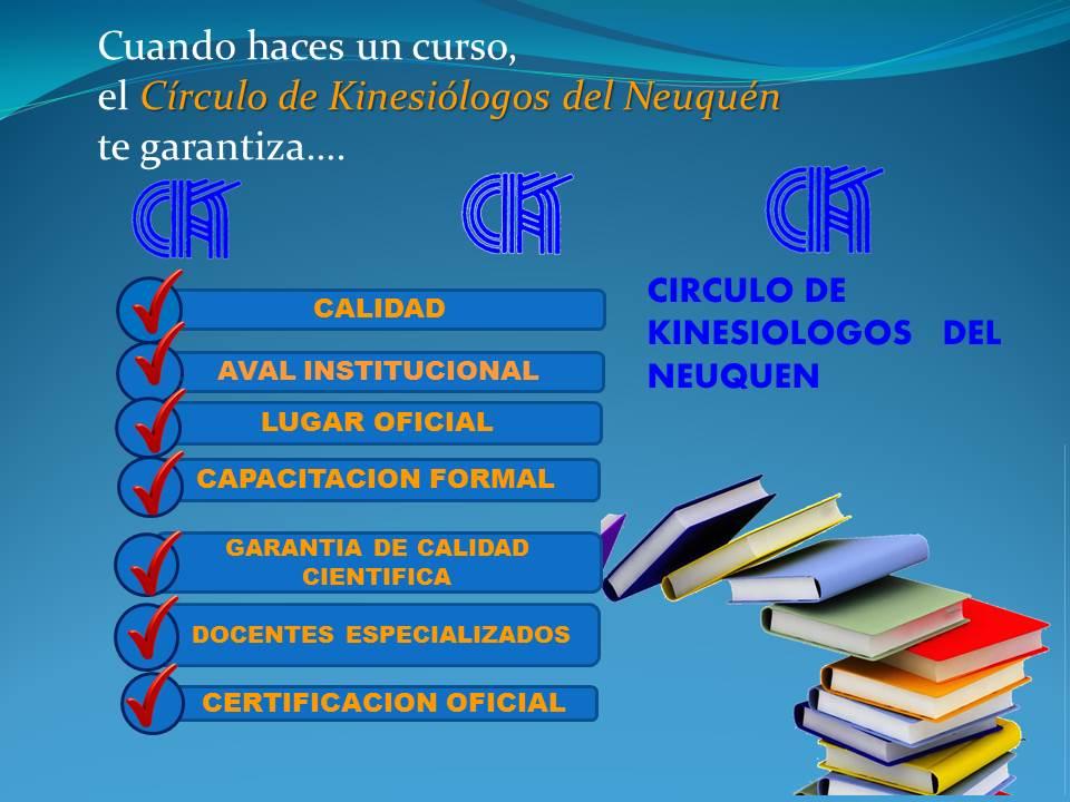 cursos ckn