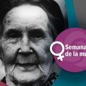 Semana de la Mujer: Dra. Alicia Moreau