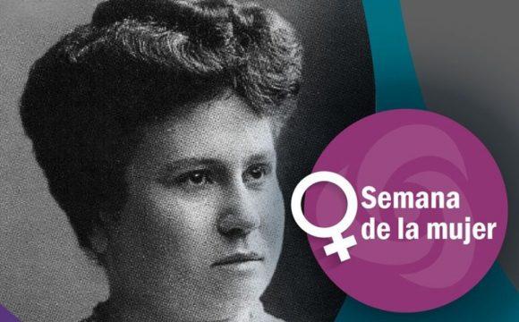 Semana de la Mujer: Dra. Julieta Lanteri