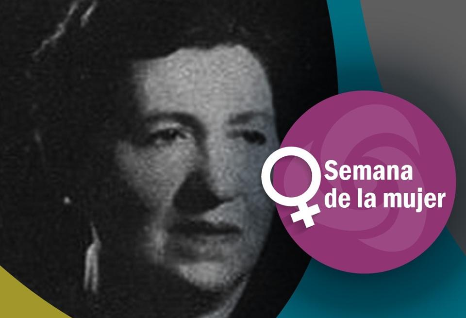 Semana de la Mujer: Dra. María Teresa Ferrari