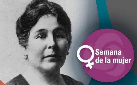 Semana de la Mujer: Dra. Elvira Rawson
